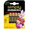 Pile simply DURACELL Ministilo AAA